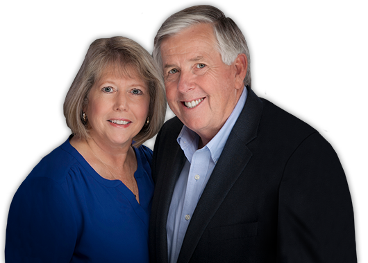 Governor Parson and Theresa Parson