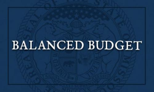 Governor Parson Takes Action on FY19 Budget Bills