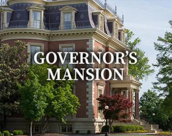 Go to the Governor's Mansion webpage