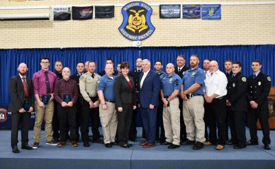 Public Safety Awards